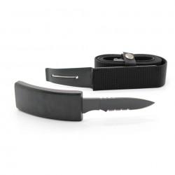 Нож-ремень Grizzly